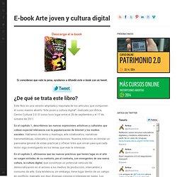 E-book Arte joven y cultura digital
