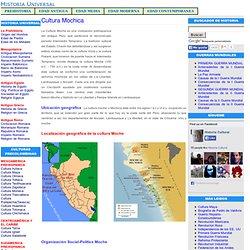 Cultura Mochica : Historia Universal