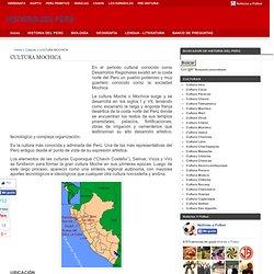 CULTURA MOCHICA - HISTORIA DEL PERÚ