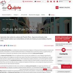 Cultura de Puerto Rico - La Cultura Puertorriqueña
