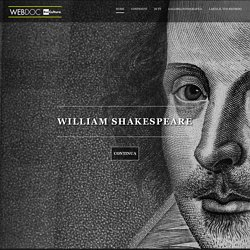 I WebDoc di Rai Cultura : William Shakespeare