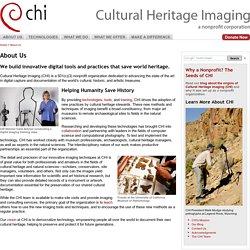 Cultural Heritage Imaging