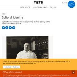 Cultural Identity – Essay