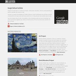 Cultural Institute – Google