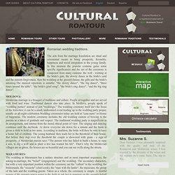 Cultural - Romanian wedding traditions
