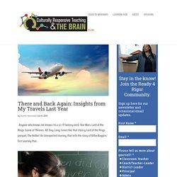 Blog - Culturally Responsive Teaching & the Brain