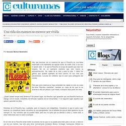 Culturamas, La Revista De Información Cultural