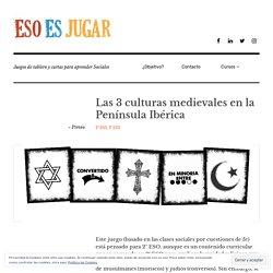 Las 3 culturas medievales en la Península Ibérica