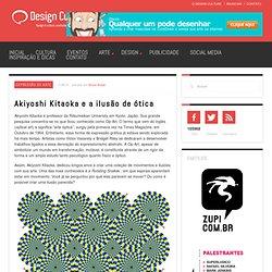 Akiyoshi Kitaoka e a ilusão de ótica