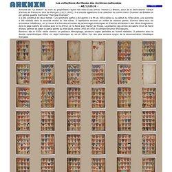 Minist.re de la culture - Archives Nationales - Base Archim