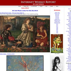 IWR - Art and Culture Archive