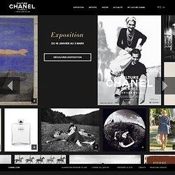 CULTURE CHANEL法国设计先锋与艺术大师们的对话
