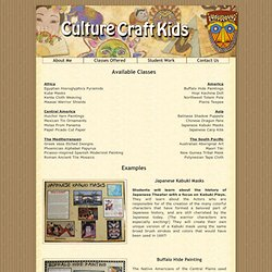 Culture Craft Kids