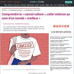 Cancel culture et justice sociale : définition du phénomène