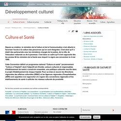 Culture et Santé - Développement culturel