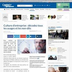 Culture d'entreprise : décodez tous les usages et les non-dits