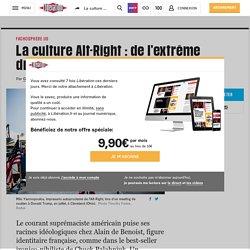 La culture Alt-Right : de l'extrême droite française à«Fight Club»