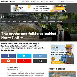 Culture - The myths and folktales behind Harry Potter