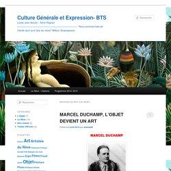 Culture Générale et Expression- BTS