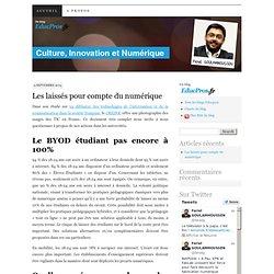 Culture, Innovation et Numérique