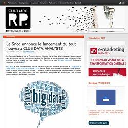 Le Sncd annonce le lancement du tout nouveau CLUB DATA ANALYSTS