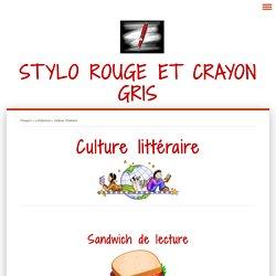 Culture littéraire