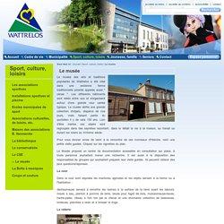 Le musée / Sport, culture, loisirs / Accueil - Ville de Wattrelos