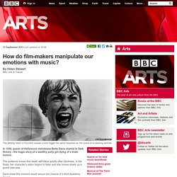 BBC Arts & Culture - How do film-makers manipulate our emotions with music?