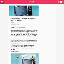 LE BONBON // Culture TV - L'expo au Musée des Arts et Métiers