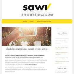 """La culture du narcissisme sur les réseaux sociaux – Le blog des étudiants de la formation SAWI de """"Spécialiste en médias sociaux"""""""