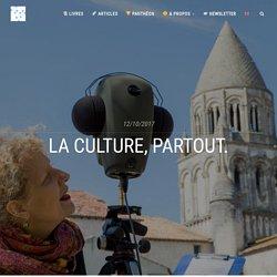 La culture, partout. - Nouvelles Narrations