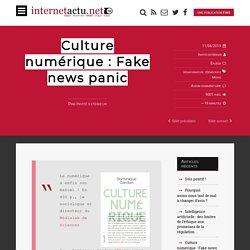 Culture numérique_Culture numérique : Fake news panic_référence