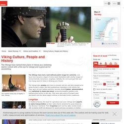 Histoire et culture du peuple viking