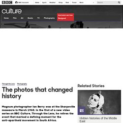 Culture - The photos that changed history
