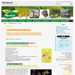 Culture - Quetigny.fr