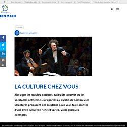 La culture chez vous - Région Hauts-de-France