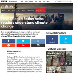 Culture - How science fiction helps readers understand climate change