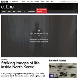 Culture - Striking images of life inside North Korea