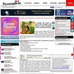 Gagnez votre panier Bio Culture avec Toulouse Blog ! - Actualité Toulouse du 13/01/2015