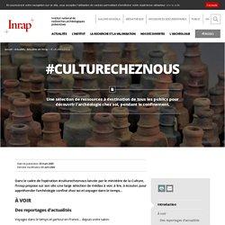 #Culturecheznous / INRAP