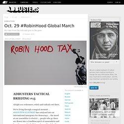 29okt#RobinHood Global March
