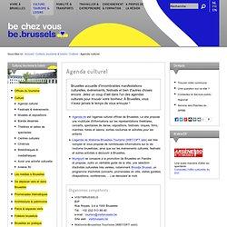 Agenda culturel — Région de Bruxelles-Capitale