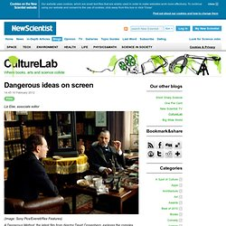 CultureLab: Dangerous ideas on screen