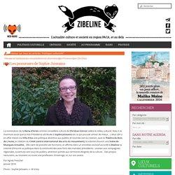 Politique culturelle:Interview de Sophie Joissains, vice-présidente à la culture de la région Provence Alpes Côte d'Azur