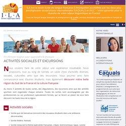 Activités culturelles à Montpellier, excursions, culture française