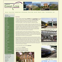 Barrow-in-Furness to Carlisle Railway Line - Carlisle