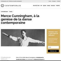 Genèse de la danse contemporaine