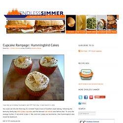 Cupcake Rampage: Hummingbird Cakes