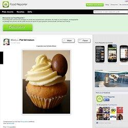 Cupcake aux Schoko-Bons, Recette de Cupcake aux Schoko-Bons par MissLu