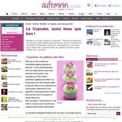 Cupcake: recettes de cupcakes et déco de cupcakes